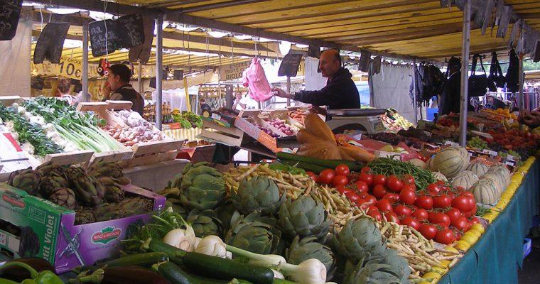 Marché Bastille – Bastille Market