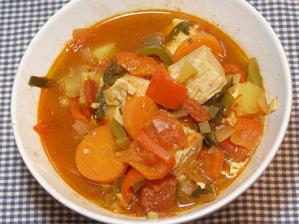 Marmitako Tuna Basque Soup Recipe