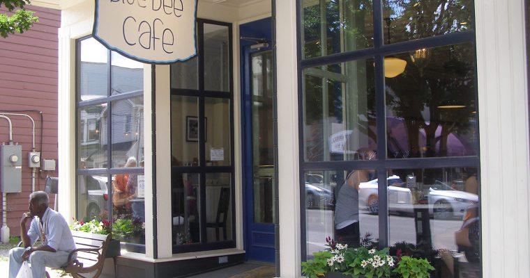 Blue Bee Café in Delhi, NY