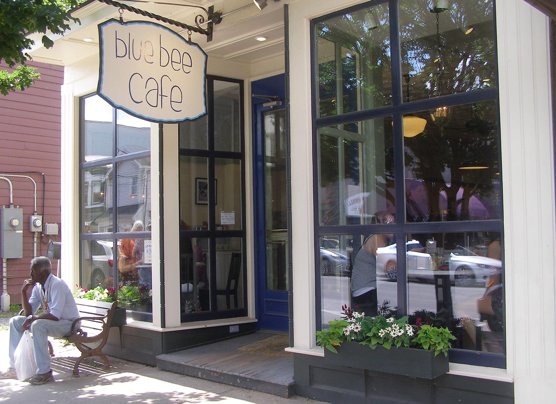 Blue Bee Café, Delhi, NY