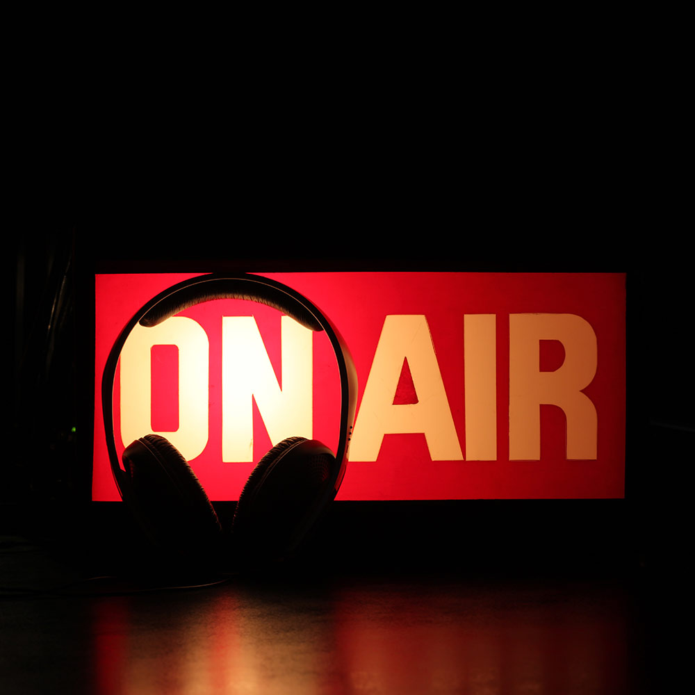 podcasts on air