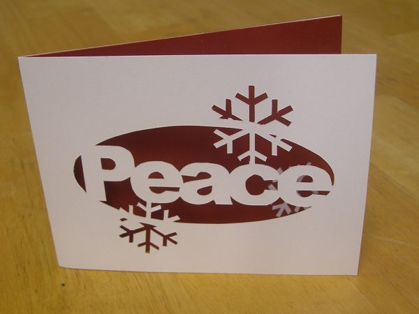 Handmade holiday cards - Suzanne Trevellyan