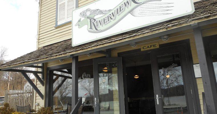 Riverview Café in Stuyvesant, NY