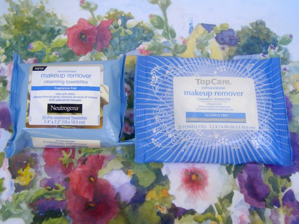 Makeup Remover Cleansing Towelettes