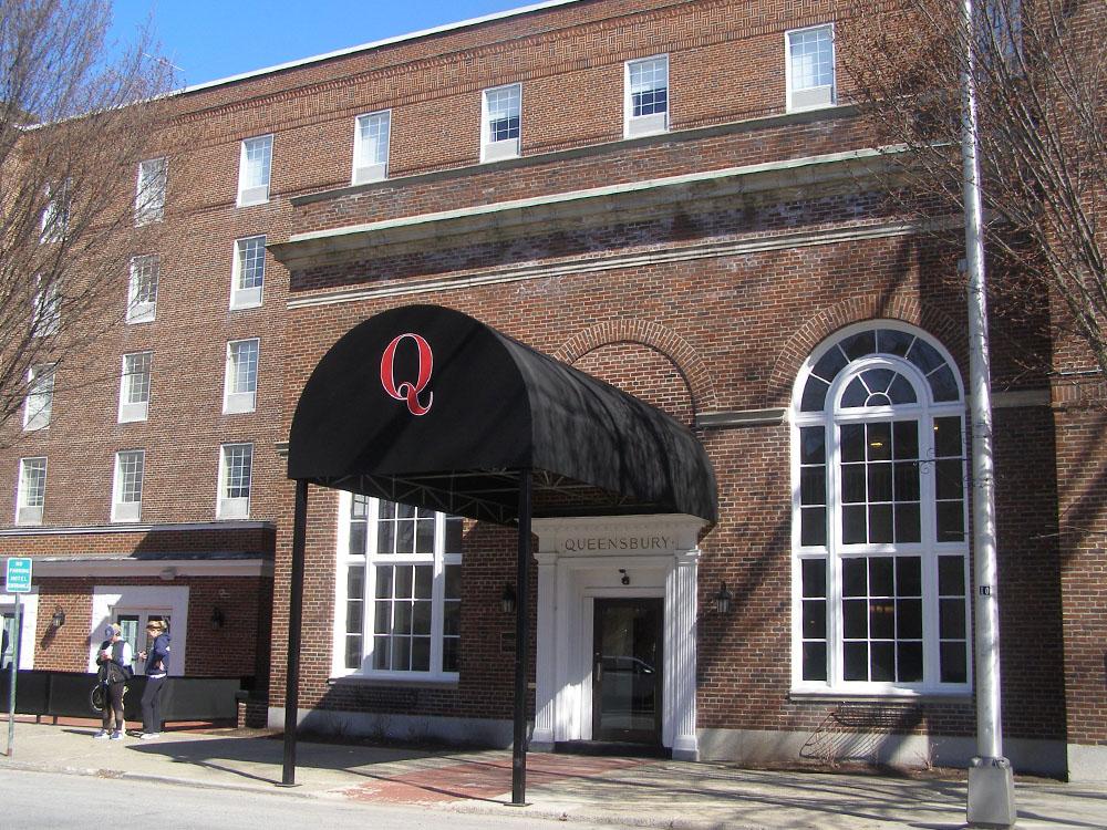 Queensbury Hotel, Glens Falls, NY