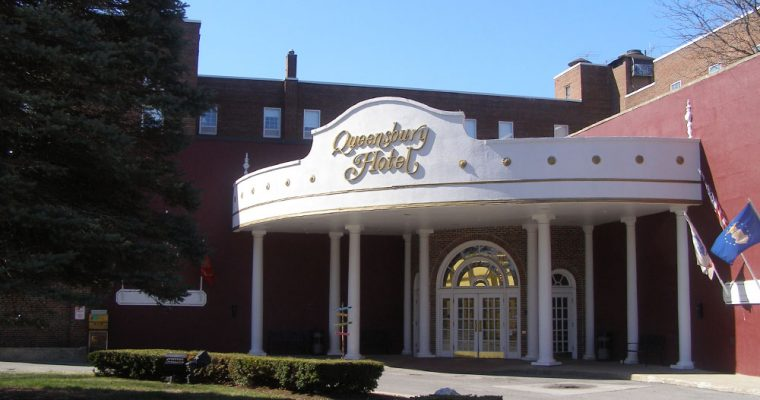Queensbury Hotel in Glens Falls, NY