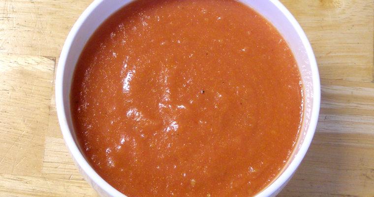 New Favorite: Tomato Soup