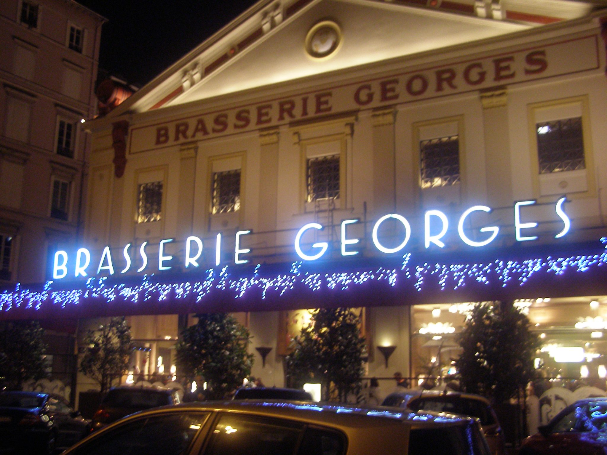 Brasserie George, Lyon, France