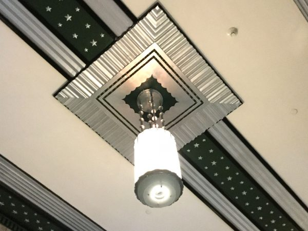 Ceiling of Frist Art Museum, Nashville, TN