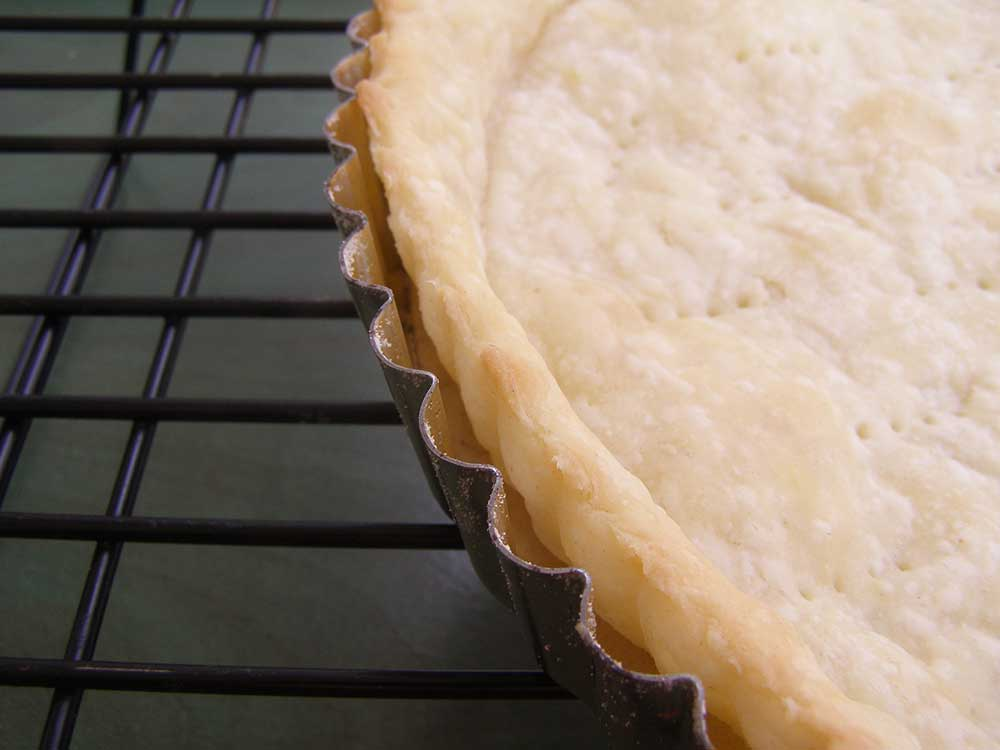 Basic Short Crust Pie Crust